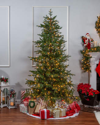 Timberland Sterling Tree Company 7.5Ft Natural Cut Layered Pine