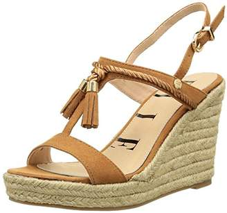 Elle Women's Casalta Sandals Brown Size:
