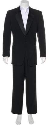 Givenchy Wool Tuxedo Suit