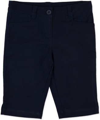 Chaps Girls 4-6x Stretch Twill School Uniform Skimmer Pants
