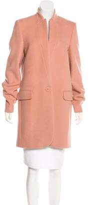 Stella McCartney 2017 Wool Knee-Length Coat w/ Tags