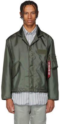 Landlord Green Alpha CWU-45 Nomex Blazer Jacket