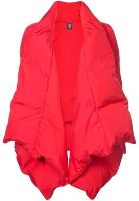 Eleventy oversized padded coat