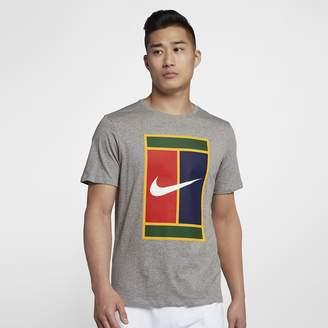 Nike NikeCourt Heritage Logo Men's T-Shirt
