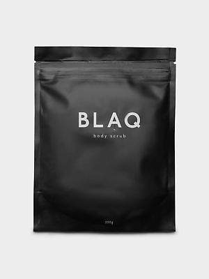 New Blaq Womens Body Scrub Cosmetics & Beauty Skincare Scrubs & Bars