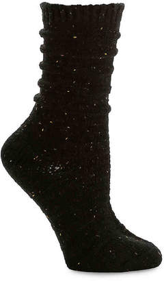 BearPaw Marled Crew Socks - Women's