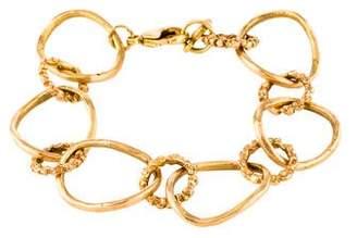 Dominique Cohen 18K Link Bracelet