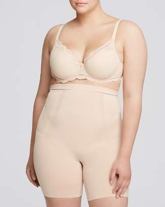 Spanx Plus OnCore High-Waisted Mid-Thigh Shorts #SS1915