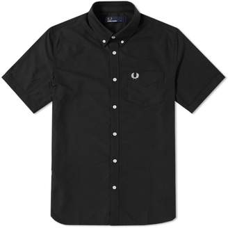 Fred Perry Authentic Short Sleeve Classic Oxford Shirt