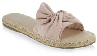 Mia Kensi Knotted Slide Sandal