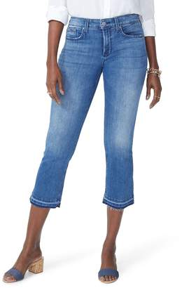 NYDJ Billie Stretch Crop Bootcut Jeans