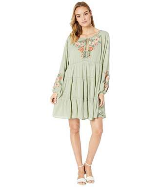 ce7e27a8 Free People Spell on You Embellished Mini Dress