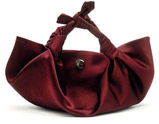 The Row The Ascot Small Satin Hobo Bag