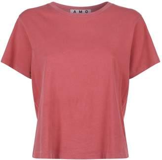 Amo Denim Classic Round Neck T-Shirt