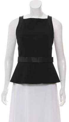 Jason Wu Belted Sleeveless Top