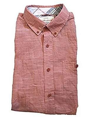 Weatherproof Vintage Weather Wash Men's Short Sleeve Button Down Shirt