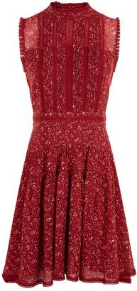 AllSaints Myra Pepper Dress