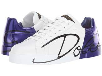 Dolce & Gabbana Logo Low Top Sneaker