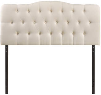 Modway Annabel Queen Tufted Upholstered Fabric Headboard