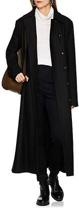 The Row Women's Toomana Wool-Blend Belted Coat - Black