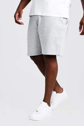 boohoo Big and Tall Basic Skinny Fit Jersey Short