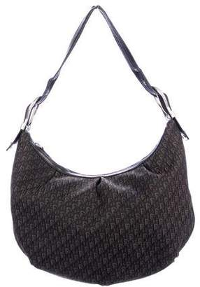 Christian Dior Diorissimo Canvas Hobo