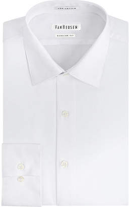 Van Heusen No-Iron Lux Sateen Dress Shirt