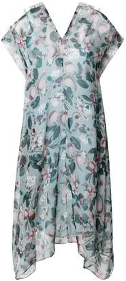 Antonio Marras floral-print dress