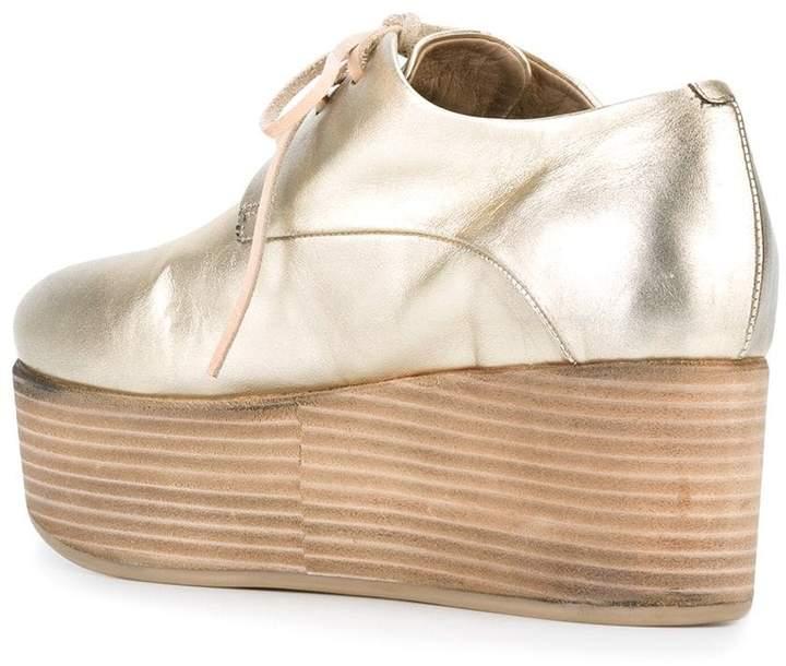 Marsèll platform lace up shoes