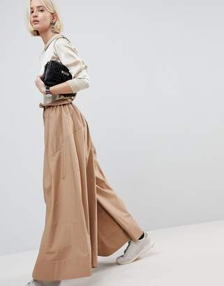 Asos High Waisted Wide Leg PANTS