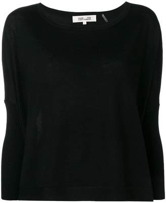 Diane von Furstenberg dolman sleeve sweater
