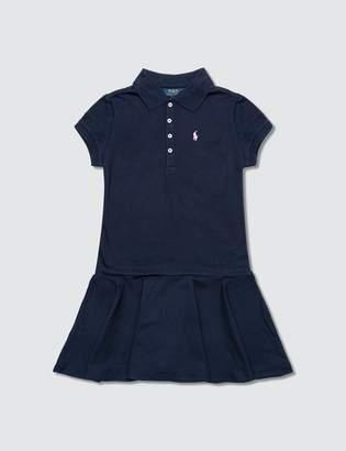 Polo Ralph Lauren Polo Dress (Infant)
