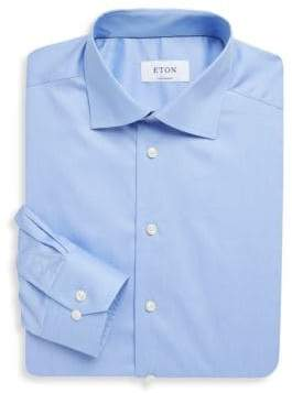 Eton Classic Cotton Dress Shirt