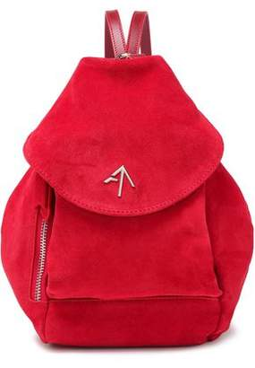 Atelier Manu Suede Backpack