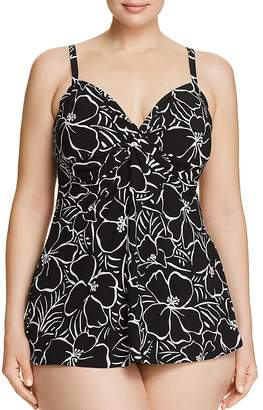 Miraclesuit Plus Savannah Roswell Tankini Top