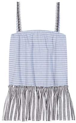 Lemlem Amara cotton-blend printed camisole