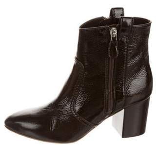 Laurence Dacade Patent Leather Ankle Boots brown Patent Leather Ankle Boots