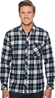 Rip Curl Men's Teller Long Sleeve Flannel