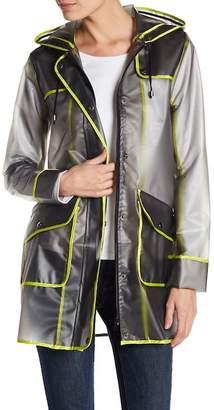 Jolt Long Rain Coat