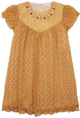 Missoni Embellished Metallic Dress