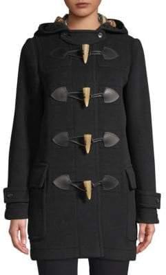 Burberry Slim Merton Duffle Coat