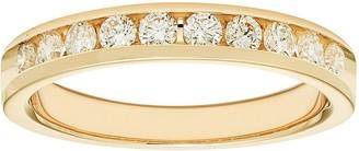 14k Gold 1/2 Carat T.W. Diamond Anniversary Ring