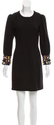 Veronica Beard Embellished Shift Dress