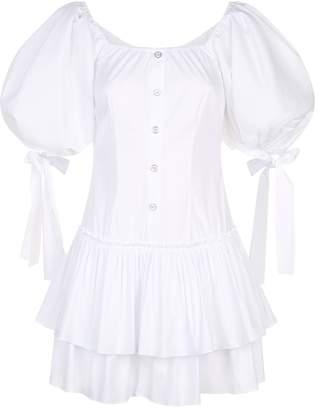 Caroline Constas Nella Off-Shoulder Dress