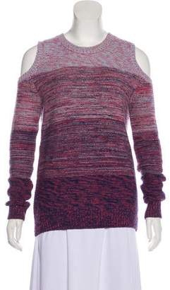 Rebecca Minkoff Ombré Knit Sweater w/ Tags