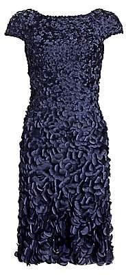 Theia Women's Petal Dress - Size 0