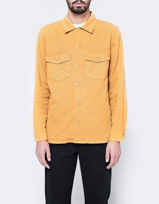 Stussy x Need Supply Co. Pigment Dyed Work Shirt