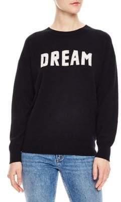 Sandro Charles Wool-Cashmere Sweater