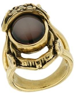 Jean Paul Gaultier Beetle Ring