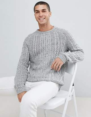 Bellfield Cable Nepp Sweater